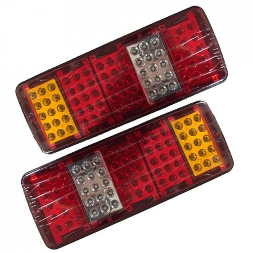 75 LED LIGHTS car