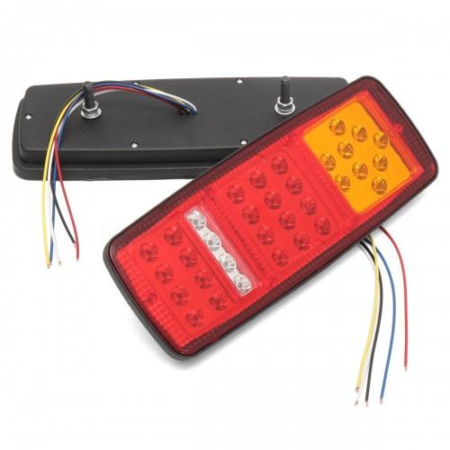 33-LED-Stop-Brake-Rear-Tail-Light-