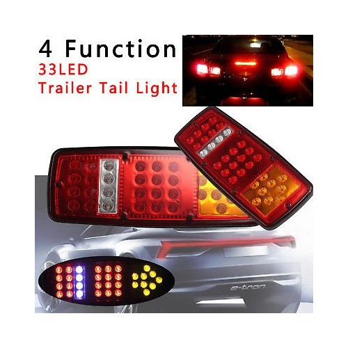 33 LED LIGHTS TRUCK
