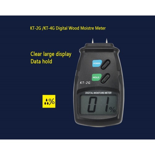 KT-2G /KT-4G Digital Wood Moistre Meter