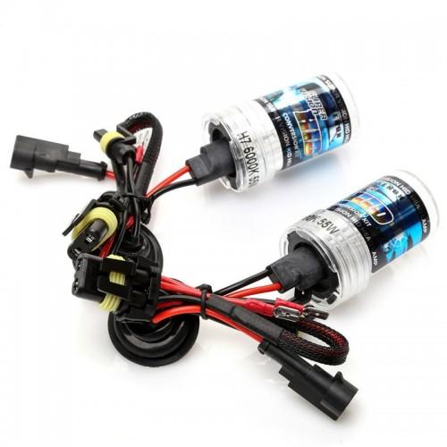 55W H7 Xenon Bulb 12V Car HID Xenon Replacement Headlight Lamp