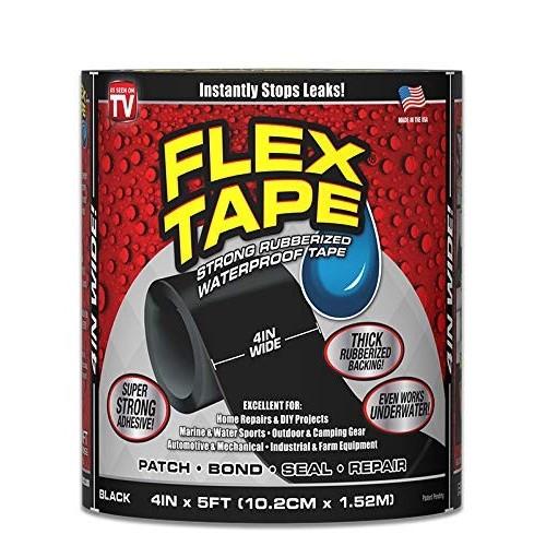 Flex Tape Rubberized Waterproof Tape