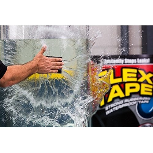 Flex Tape Rubberized Waterproof Tape