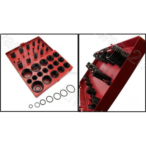 419PCS METRIC O-RING ASSORTMENT REPAIR KIT