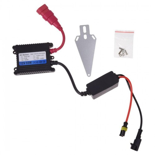Xenon HID Ballast 55W HID Replacement Ballasts DC Waterproof