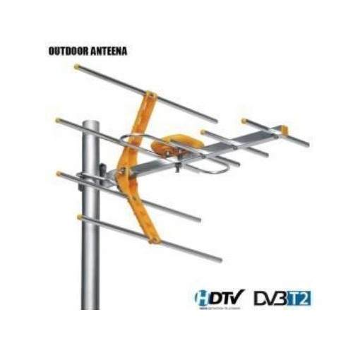 "Directional TV antenna 21-60 \""Yaga\\"" 19-elements"