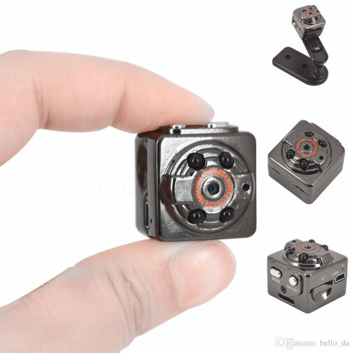 Mini DV Camera 1080P Full HD Car Sports IR Night Vision DVR Video Camcorder