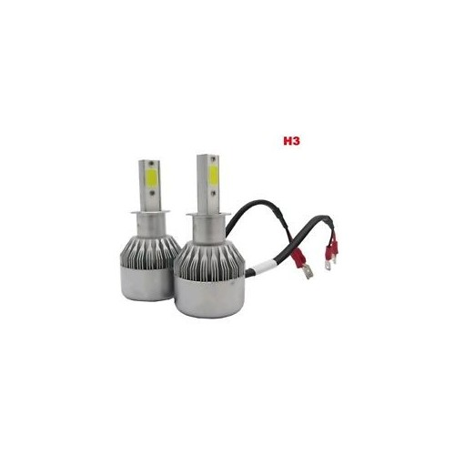 C6 LED BULB KIT LIGHTS 36W 3800LM LED LAMP WITH IP68 H3