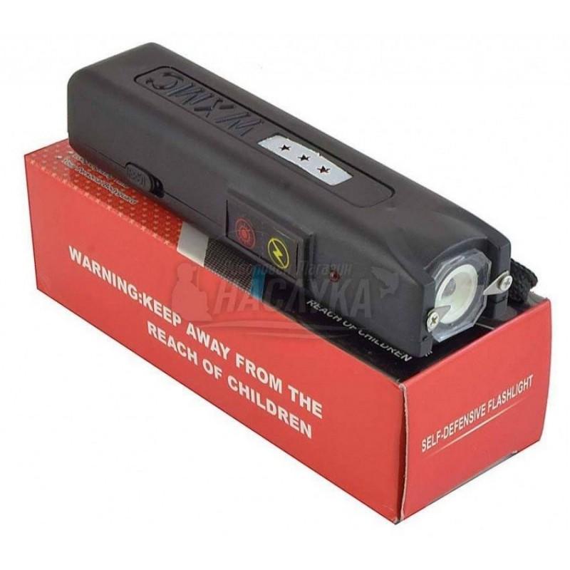 Електрошок с фенер WS-109