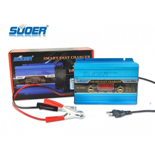 AGM/GEL Battery Charger - DC-1220A