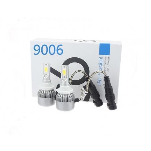 C6 auto headlight car LED 9006/HB4 High 36W