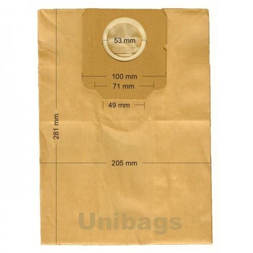 1150 - Unibags MOULINEX