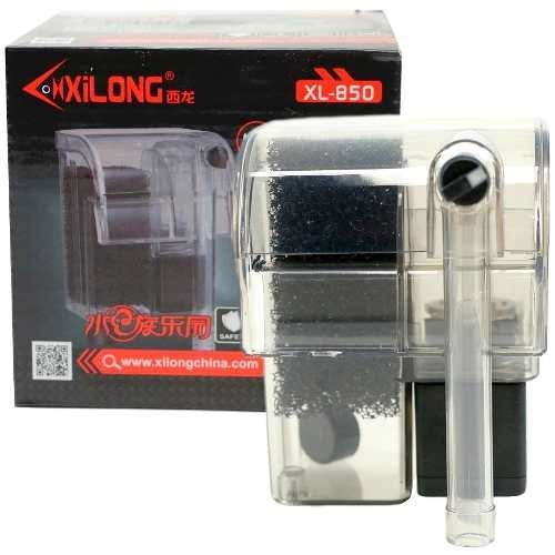 Xilong Hang on Filter XL-850