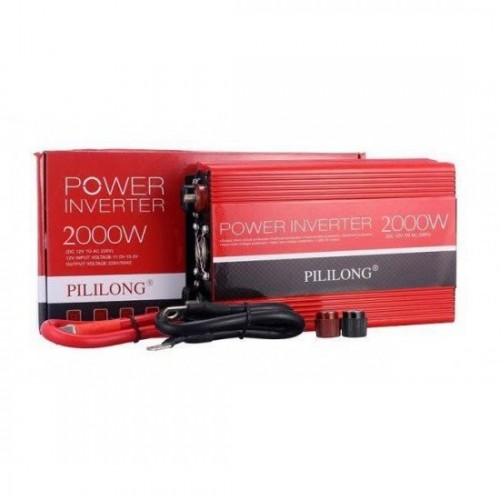 POWER INVERTER 12 V to 220V 2000W
