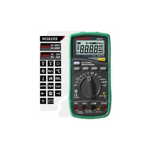 5 in 1 Autorange Digital Multimeter MS8209