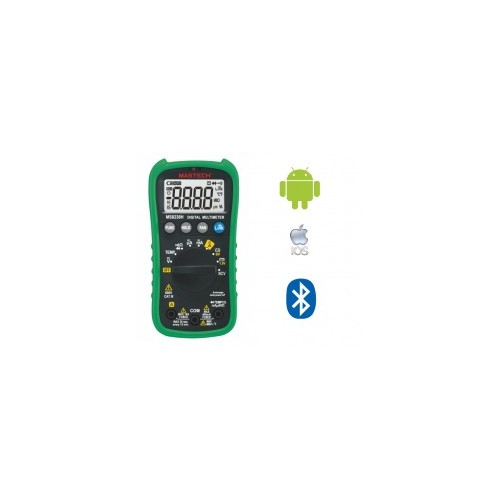 Digital Multimeter with Wireless App Connection