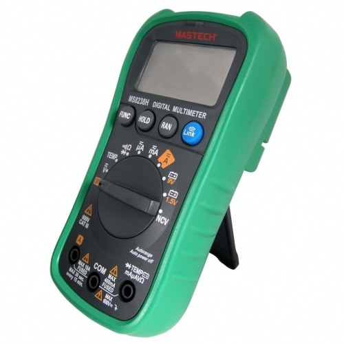 Mastech MS8238H Digital Multimeter with Wireless App Connection
