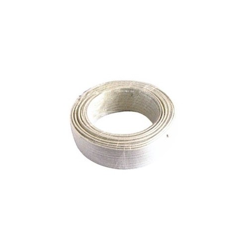 TELEPHONE CABLE 8C 8X7X0.12 WHITE