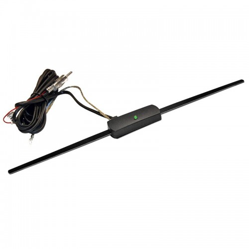 Windscreen mount antenna