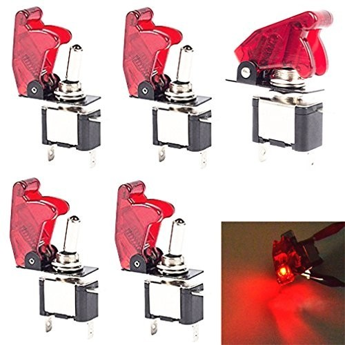 Kill-Switch with LED & RED-Cap