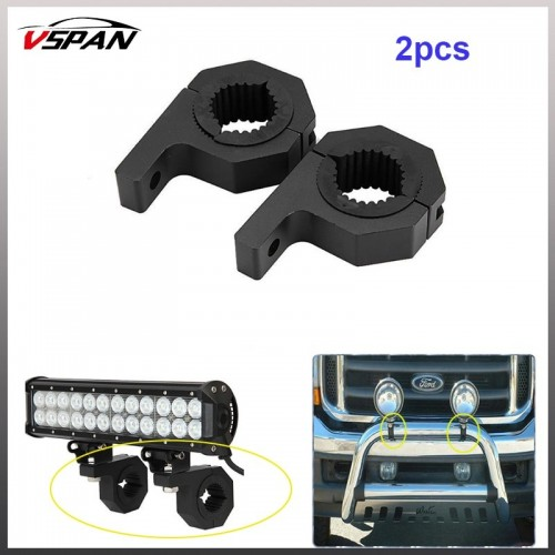 Universal LED Driving Light Bracket
