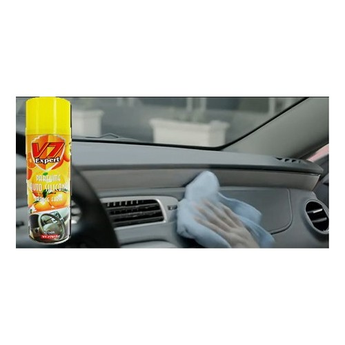 Auto Silicone Dashboard Polish Dashboard Silicone Spray Car Wax Polish Spray