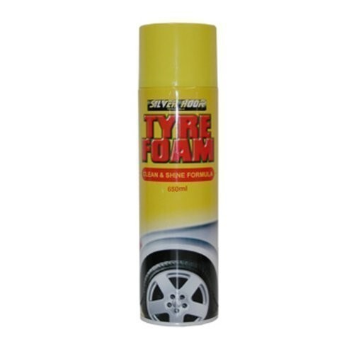 Foam Tyre Cleaner 650ml Aerosol Spray