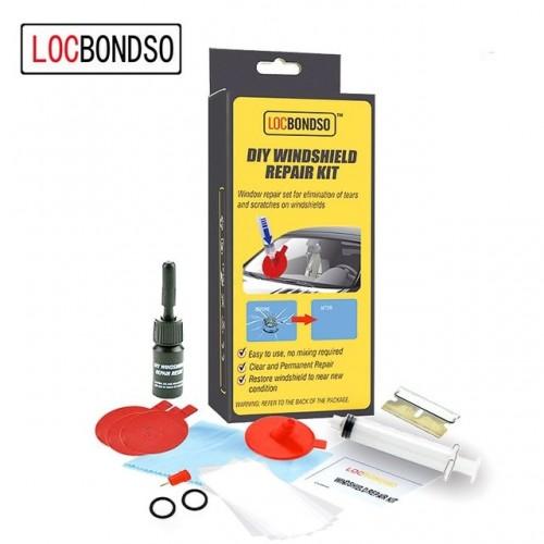 DIY Windshield Repair Kit Car Window Repair Polishing Windscreen Glass Chip Crack Restore Adhesive K