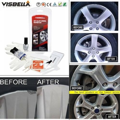 DIY ALLOY WHEEL