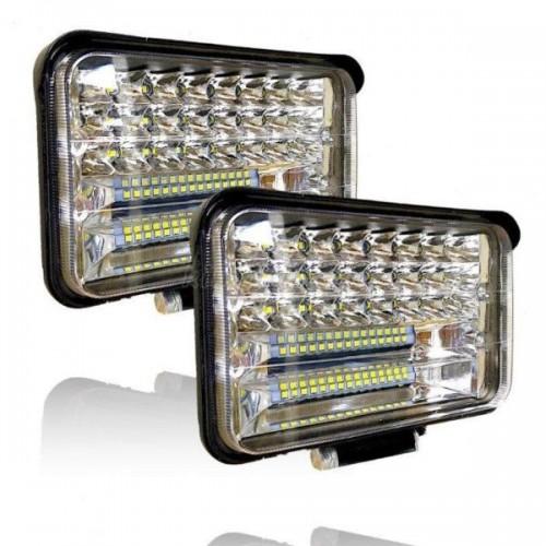 "4x6"" inch 15 LED Headlights"
