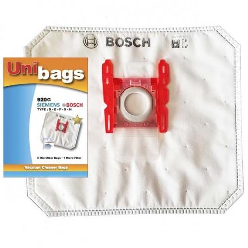 Мешки пылесоса Bosch, Siemens (SBMB01K, 468383, 460714, 461884)