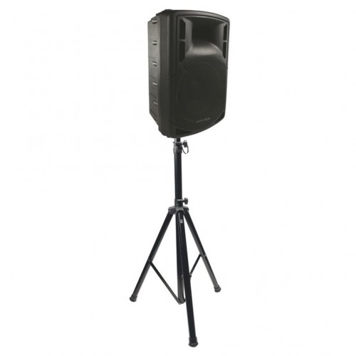 "Universal Speaker Stand Mount Holder - Heavy Duty Tripod w/ Adjustable Height from 40"" to 71"" and 35mm"