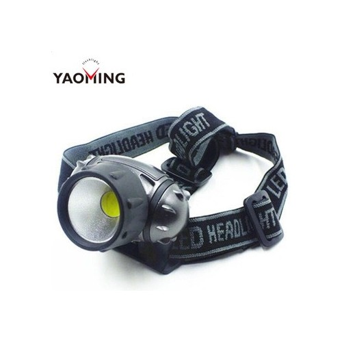 COB LED Headlight Torch Super Bright LED Headlamp
