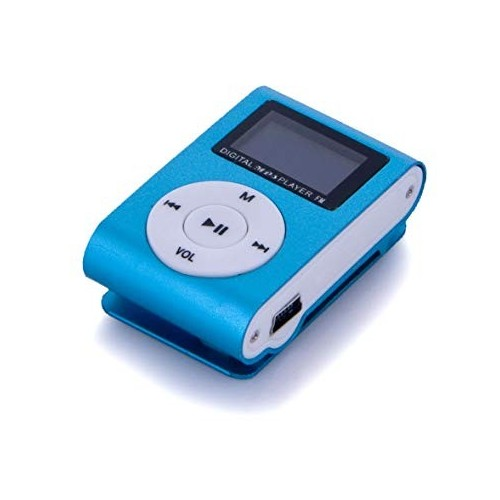 Mini Clip Mp3 Player FM Radio Portable Digital Sport Music Player
