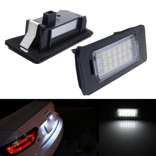 LED PLATE AUDI LED BULBS