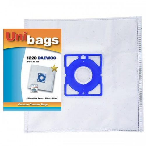 GR50S Berry, Smart 3… Vacuum Cleaner Bags