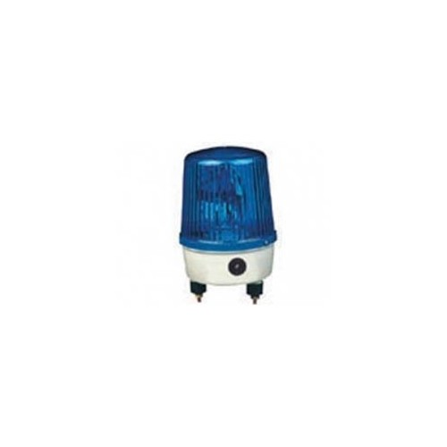 REVOLVING WARNING LIGHT BLUE