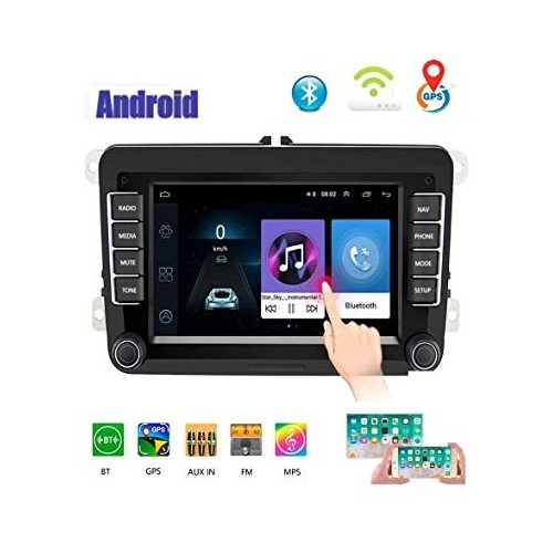 VW - ANDROID GPS ΑΥΤΟΚΙΝΗΤΟΥ 2DIN MULTIMEDIA