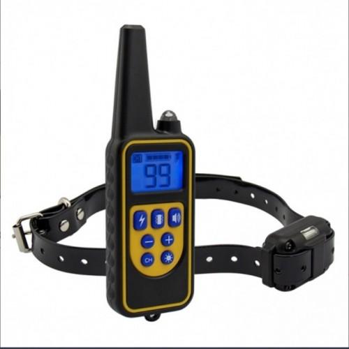 Anti-Bark Remote Pet Collar