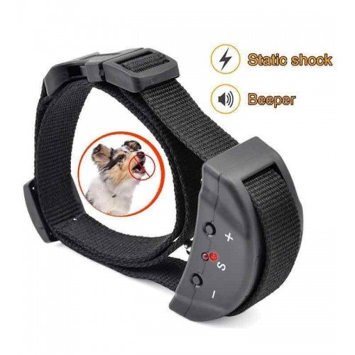 No Bark Collar Warning Beeper Bark Control E-Collar