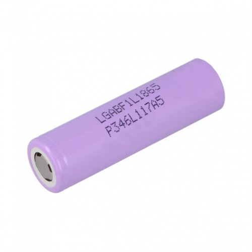 LG ELECTRONICS NR18650 Lithium-Ion Accumulator 18650 Battery 3.6V 3350mAh Rechargeable