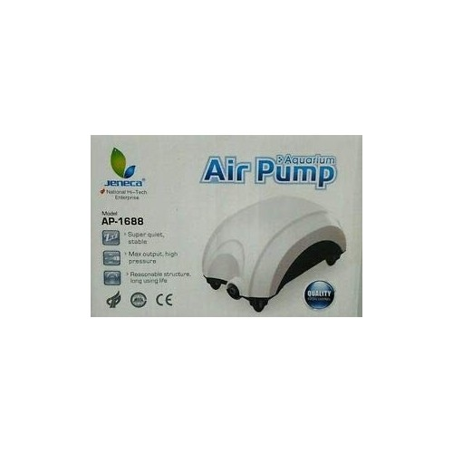 DESPACITO Aquarium Fish Tank Air Pump (Power: 2W,Voltage: 220-240V