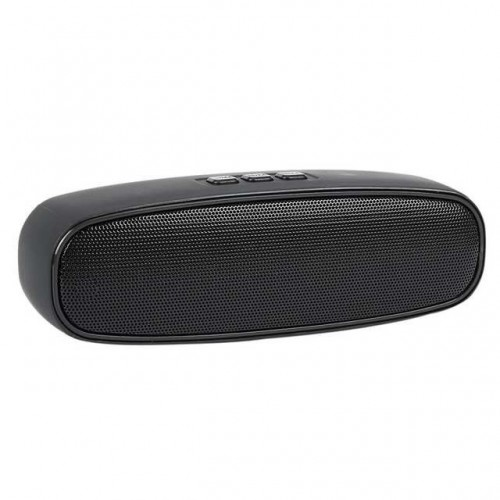 K669 Portable Bluetooth Speaker with HD Audio, Stereo Wireless Speakers with FM Radio, Better Bass, Support Micro-SD