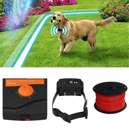 pet fencing system 228 GPS TRACKERS