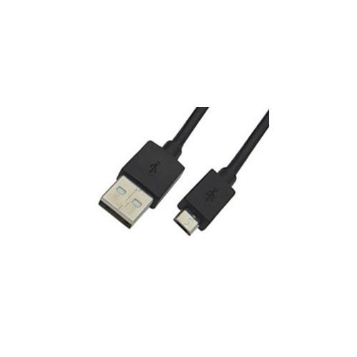 ΚΑΛΩΔΙΟ ΑΡΣΕΝΙΚΟ USB A ΣΕ ΑΡΣΕΝΙΚΟ MICRO USB TYPE B 1m