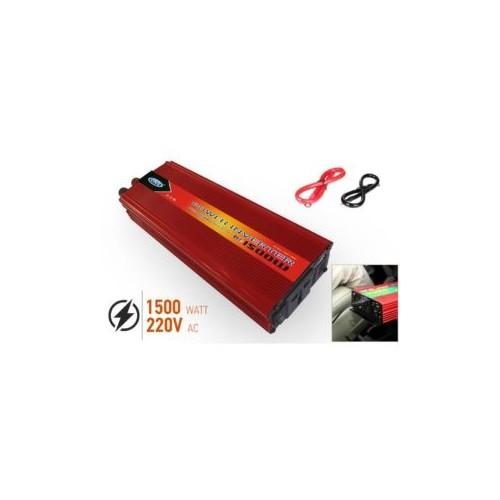 inverter 24V / 230V 1500W