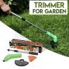Zip Trim Portable Grass Trimmer Weed Trimmer Ziptrim Dropship Trimmer Garden Decoration Tool
