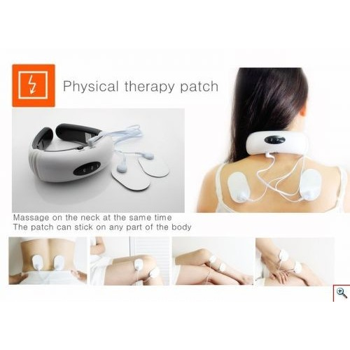 Details about Universal HX-5880 Neck Electric Pulse Massager