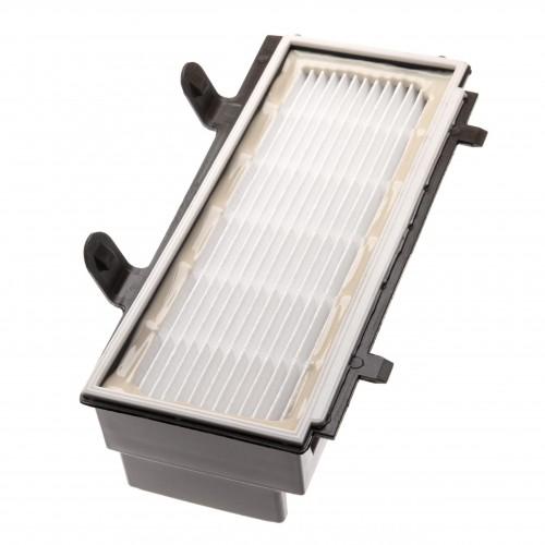 vhbw vacuum cleaner filter for Bosch BGS51410/01 vacuum cleaner, HEPA filter, plastic / microfibre