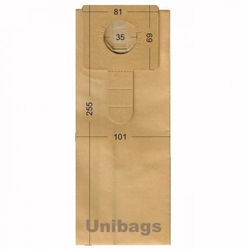 1320 - Unibags DELONGHI ΣΑΚΟΥΛΕΣ ΓΙΑ ΣΚΟΥΠΕΣ